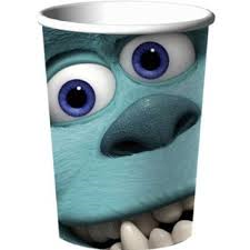Monster University Cups - 9 oz