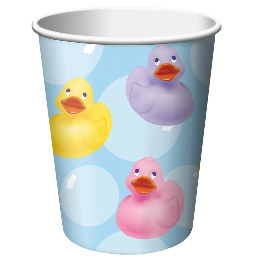 Rubber Ducky Cups - 9 oz