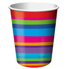 Stripes Cups 9 oz.