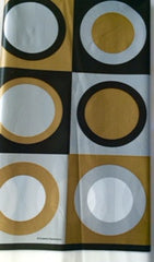 Mod Dots Plastic Table Cover