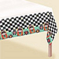 Sock Hop Paper Table Cover