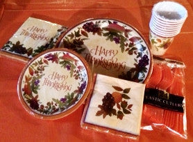 Thanksgiving Medley More Fun Package