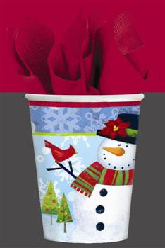 Frosty Friends Cup
