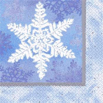 Let it Snow Dinner Napkins