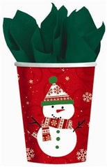 Very Merry Cups - 9 oz.