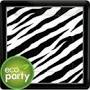 Zebra - Lunch Napkins