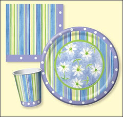 Cabana Floral -  Lunch Napkins