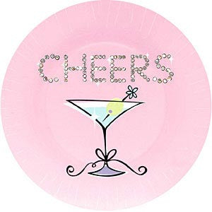 Cheers - Plates - 7""