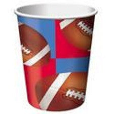 Football - All Star Football Cups - 9 oz.