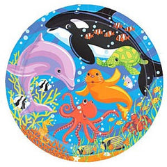 Under the Sea Plates - Cups - 9 oz