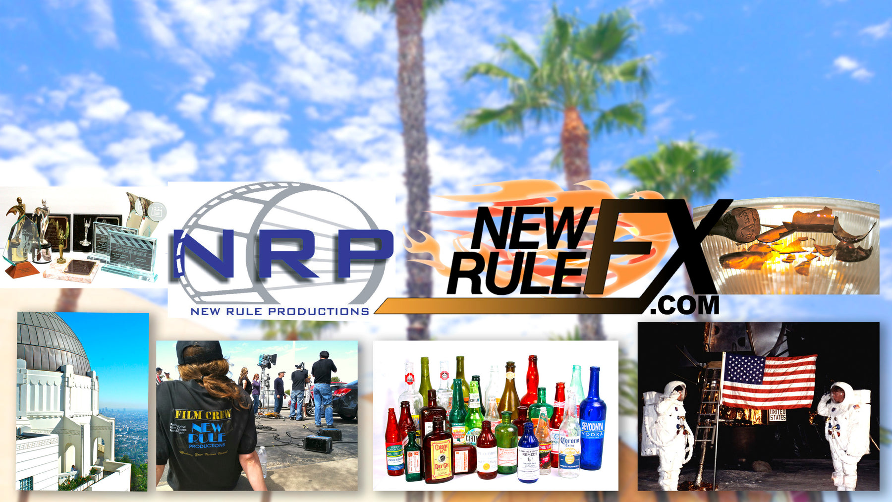 NewRuleFX Media and YouTube Channel