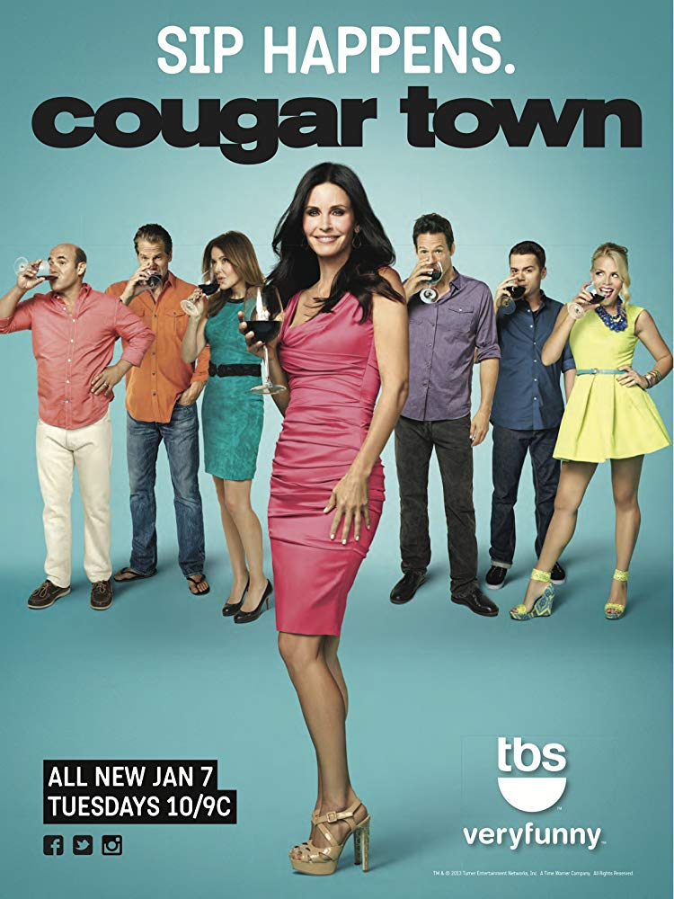 Cougar Town TV Series