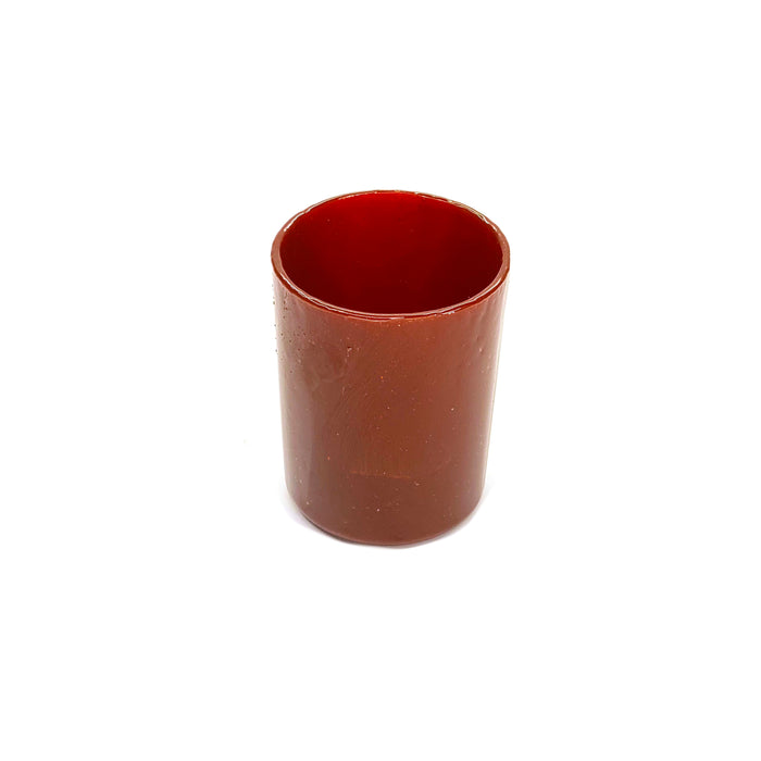 NewRuleFX Brand SMASHProps Breakaway Tumbler Glass - AMBER BROWN opaque - Amber Brown,Opaque