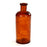 NewRuleFX Brand SMASHProps Breakaway Vintage Tonic Bottle Prop - AMBER BROWN translucent - Amber Brown Translucent