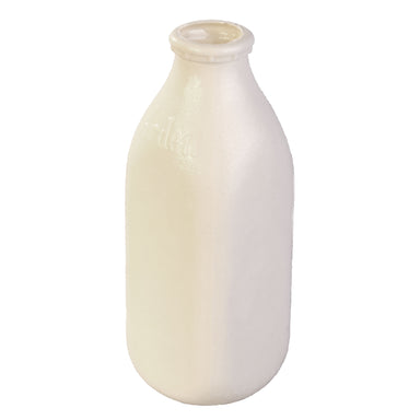 NewRuleFX Brand SMASHProps Breakaway Large Milk Bottle Prop - WHITE opaque - White,Opaque