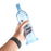 NewRuleFX Brand SMASHProps Breakaway Premium Vodka Bottle Prop - LIGHT BLUE translucent - Light Blue Translucent