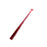 NewRuleFX Brand SMASHProps Breakaway Swizzle Stick Drink Stirrer - RED translucent - Red