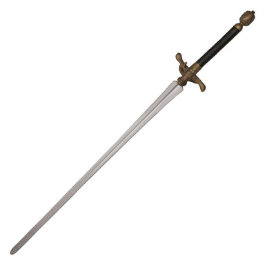Game of Thrones Soft Urethane Foam Needle Sword Prop with Fiberglass Core in Collectors Box