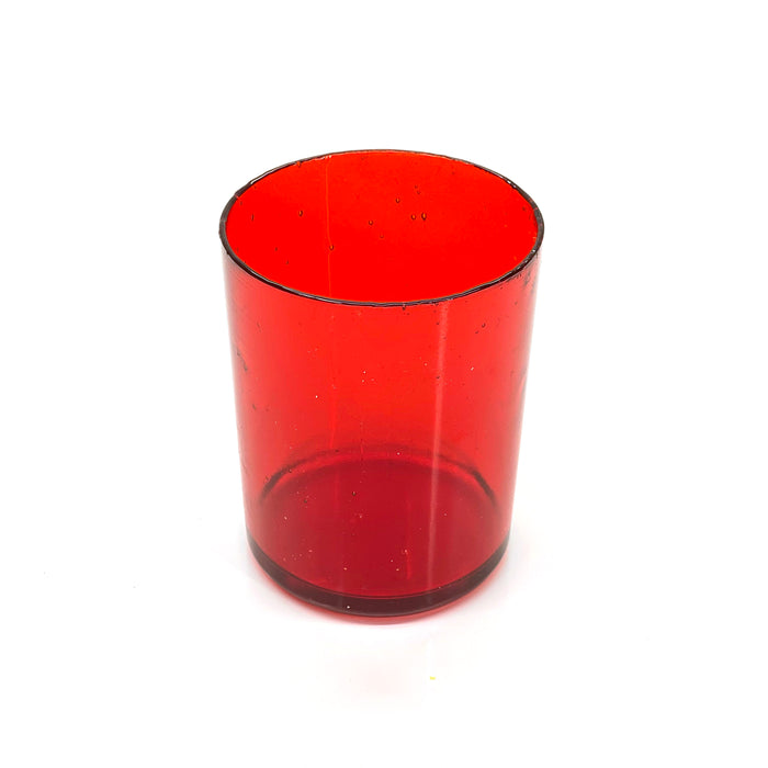 NewRuleFX Brand SMASHProps Breakaway Tumbler Glass - RED translucent - Red,Translucent
