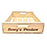 NewRuleFX Brand SMASHProps Breakaway Balsa Wood Produce or Fruit Crate Stunt Prop - NATURAL - Natural