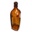 NewRuleFX Brand SMASHProps Breakaway Scotch Whiskey Bottle Prop - AMBER BROWN translucent - Amber Brown Translucent
