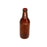 NewRuleFX Brand SMASHProps Breakaway Vintage Beer Bottle Prop - AMBER BROWN translucent - Amber Brown Translucent