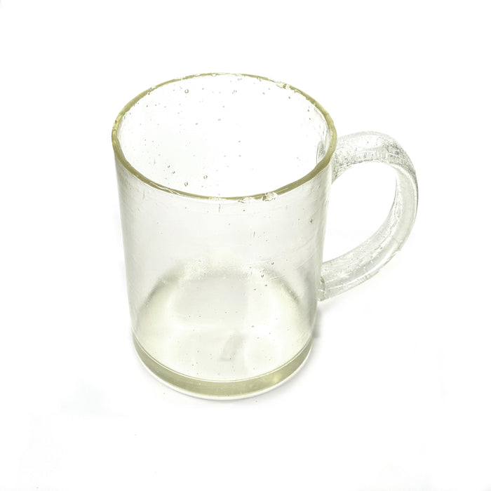 NewRuleFX Brand SMASHProps Breakaway Large Mug Prop - CLEAR - Clear,Translucent