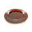 NewRuleFX Brand SMASHProps Breakaway Large Dinner Plate - AMBER BROWN translucent - Amber Brown,Translucent