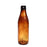 NewRuleFX Brand SMASHProps Breakaway Vintage Soda Bottle Prop - AMBER BROWN translucent - Amber Brown Translucent