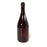 NewRuleFX Brand SMASHProps Breakaway Champagne Bottle Prop - AMBER BROWN translucent - Amber Brown Translucent