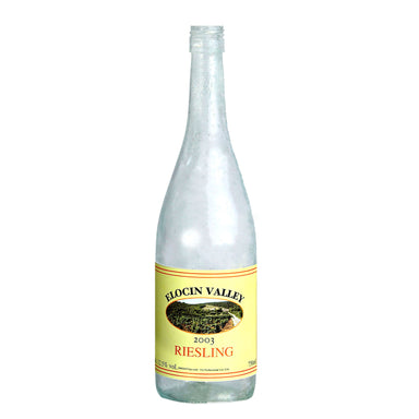 NewRuleFX Brand SMASHProps Breakaway White Wine Bottle Prop - CLEAR - Clear