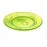 NewRuleFX Brand SMASHProps Breakaway Large Dinner Plate - LIGHT GREEN translucent - Light Green,Translucent