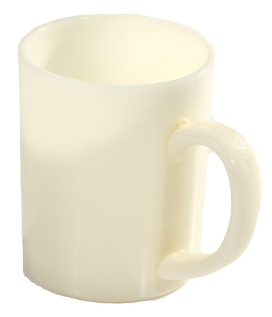 NewRuleFX Brand SMASHProps Breakaway Large Mug Prop - WHITE opaque - White,Opaque