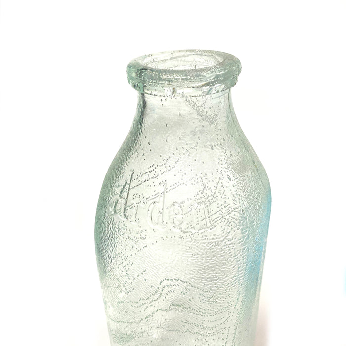 NewRuleFX Brand SMASHProps Breakaway Large Milk Bottle Prop - CLEAR - White,Clear