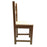 NewRuleFX Brand SMASHProps Breakaway Balsa Wood Chair Smashable Stunt Prop - NATURAL - Natural