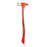 NewRuleFX Brand 36 Inch Firefighter / Fireman's Axe Urethane Foam Rubber Stunt Prop - RUSTY - Rusty Red and Silver Head with Red Handle