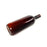 NewRuleFX Brand SMASHProps Breakaway Bordeaux Wine Bottle Stunt Prop - AMBER BROWN translucent - Amber Brown Translucent