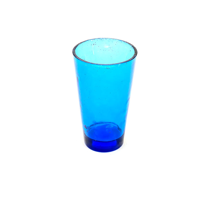 NewRuleFX Brand SMASHProps Breakaway Beer Pint Glass Prop - LIGHT BLUE translucent - Light Blue Translucent