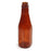 NewRuleFX Brand SMASHProps Breakaway Ketchup/Catsup Condiment Bottle Prop - AMBER BROWN translucent - Amber Brown Translucent
