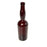 NewRuleFX Brand SMASHProps Breakaway Large Antique Whiskey Bottle Prop - AMBER BROWN translucent - Amber Brown Translucent