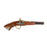 NewRuleFX Brand Inert Double Barrel Flintlock Rifle Prop