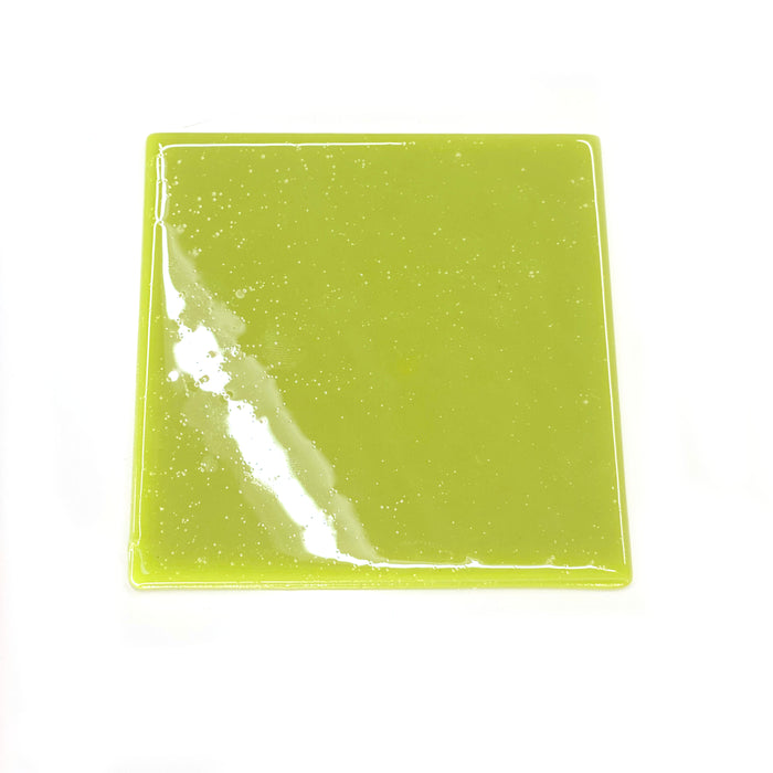 NewRuleFX Brand SMASHProps Breakaway Glass or Ceramic Tile Prop 4 Inch x 4 Inch - Light Green,Opaque