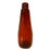 NewRuleFX Brand SMASHProps Breakaway Futuristic Beer Bottle Prop - AMBER BROWN translucent - Amber Brown Translucent