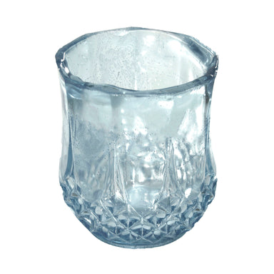 NewRuleFX Brand SMASHProps Breakaway Crystal Cut Tumbler Glass - CLEAR - Clear