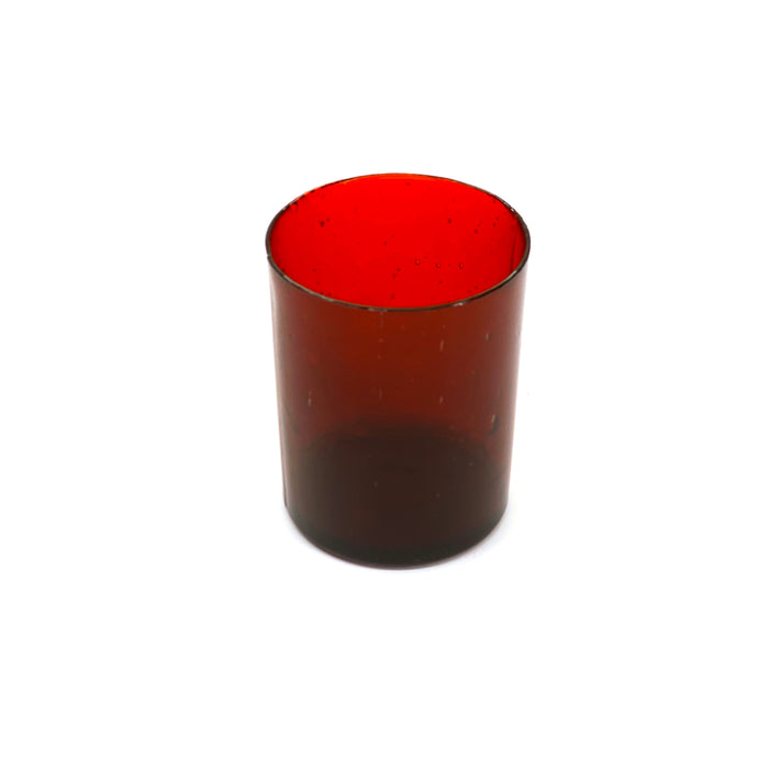 NewRuleFX Brand SMASHProps Breakaway Tumbler Glass - AMBER BROWN translucent - Amber Brown,Translucent