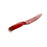 NewRuleFX Brand Large Plastic Curved Machete Survival Knife FX Prop - BLOODY - Bloodied