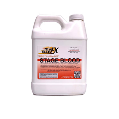 NewRuleFX Brand Pro Formula All Purpose Stage Blood - QUART - Quart