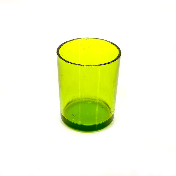 NewRuleFX Brand SMASHProps Breakaway Tumbler Glass - LIGHT GREEN translucent - Light Green,Translucent