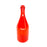 NewRuleFX Brand SMASHProps Breakaway Champagne Bottle Prop - RED translucent - Red Translucent