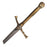 Game of Thrones Soft Urethane Foam Jaime Lannister's Kingslayer Sword Prop with Fiberglass Core